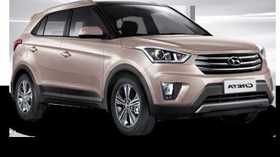 Hyundai Creta -  Автокредит 6,5%