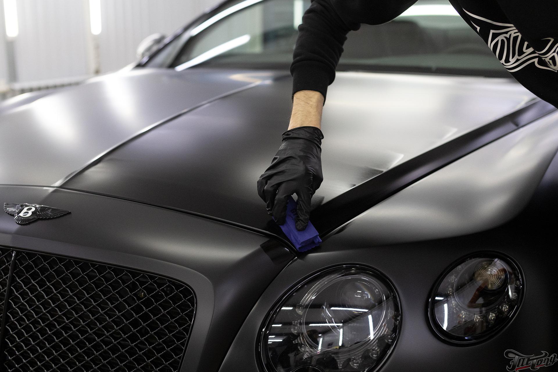 Виниловое покрытие для автомобиля