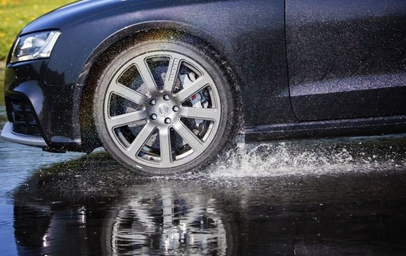 Тормозной путь и шины: определяющие факторы