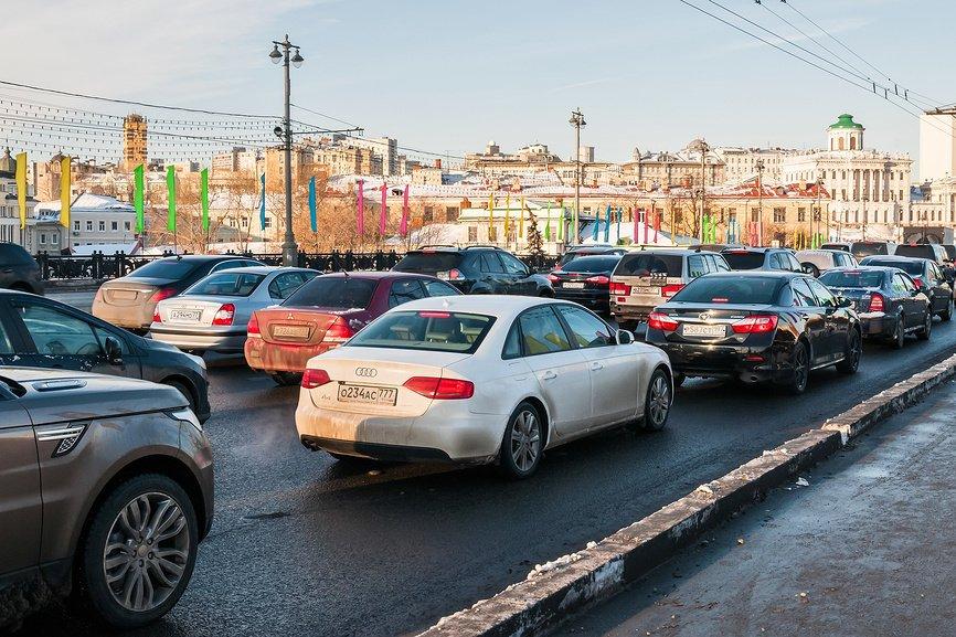 Российскому автопарку предрекли старение