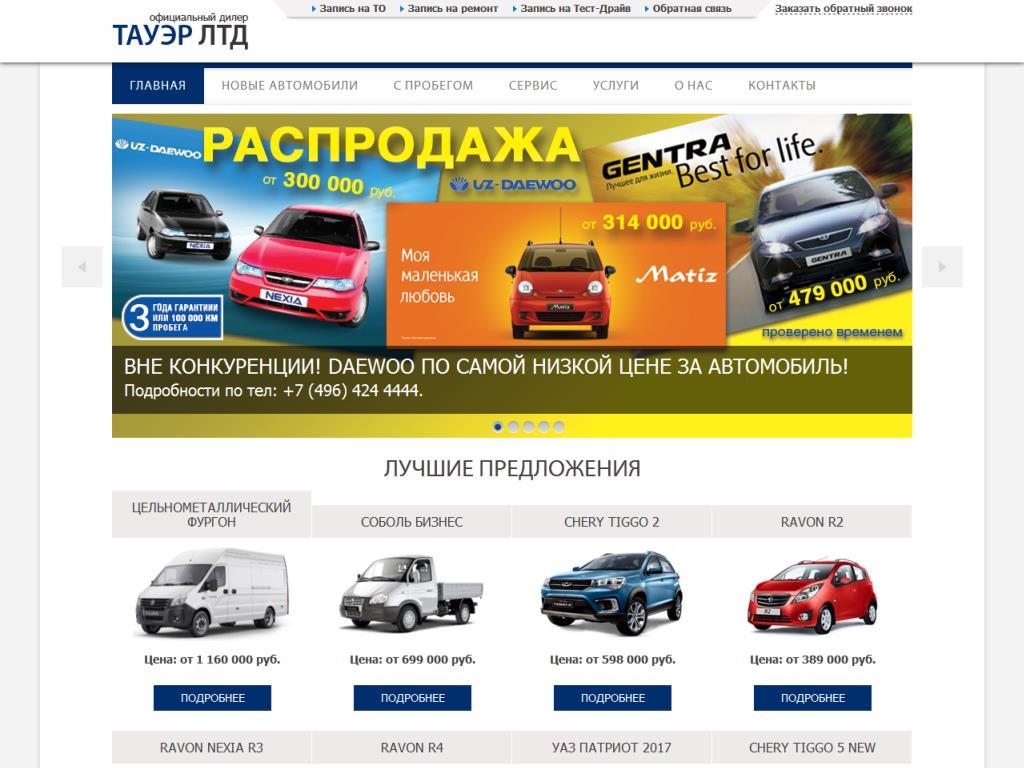 ГАЗ Малодубенское шоссе